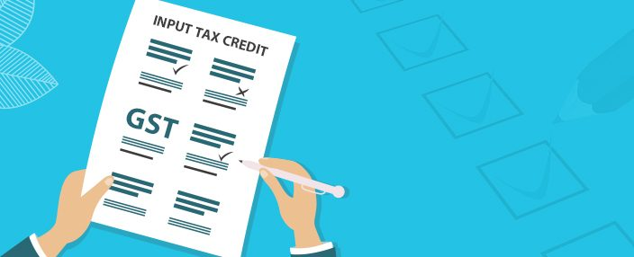 Input Tax Credits under GST