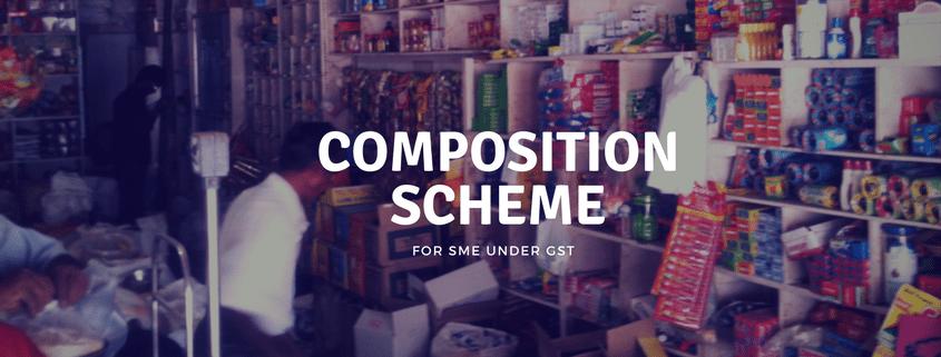 GST FAQs on Composition Scheme