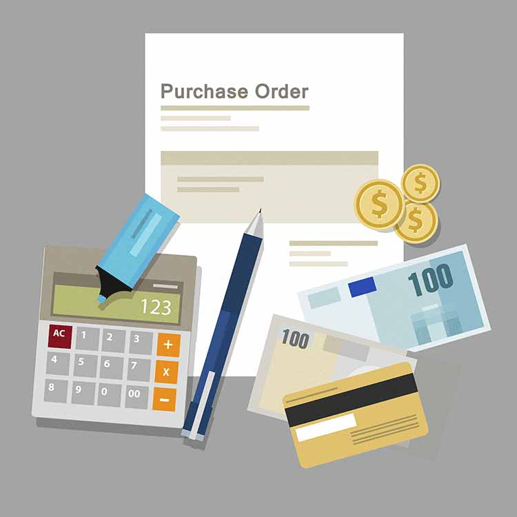 do i need purchase order and why nextprocess